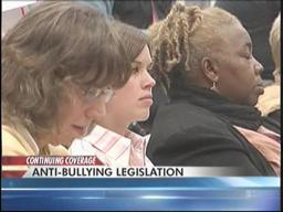 Massachusetts close to passing anti-bullying legislation