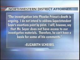 South Hadley superintendent Gus Sayer speaks out on bullying