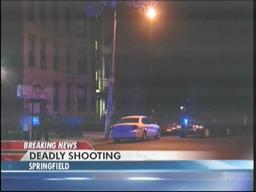Springfield gun battle leaves one dead, three injured