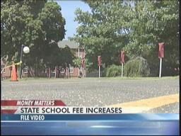 State school college fees to increase this year