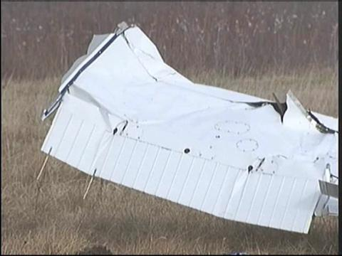 Leverett plane crash investigation continues