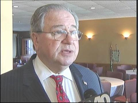House Speaker Robert DeLeo outlines priorities for the next legislative session