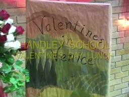 Handley School Valentine Lunch