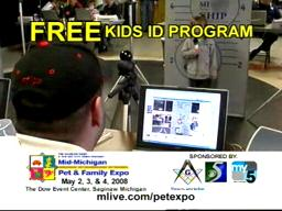 Free Kids ID Program
