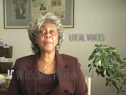 Willie Mae Pierson