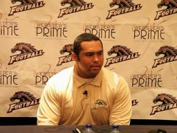 PART 3: WMU Broncos Football Press Conference 10.19.10