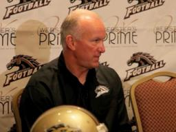 PART 2: WMU Broncos Football Press Conference 10.26.10