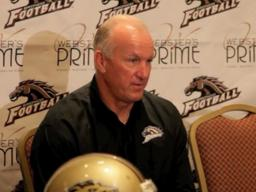 PART 1: WMU Broncos Football Press Conference 10.26.10