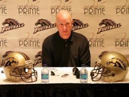 PART 2: WMU Broncos Football Press Conference 11.09.10