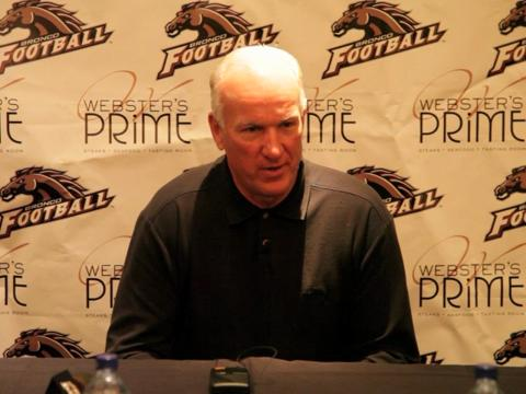 Part 2: WMU Broncos Football Press Conference 11.16.10