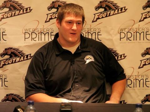 Part 3: WMU Broncos Football Press Conference 11.16.10