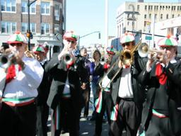 Jersey City Columbus Day Parade