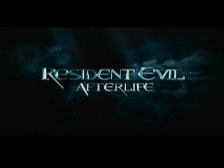 Movie trailer: 'Resident Evil: Afterlife'