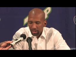 Hornets coach Monty Williams postgame against Miami