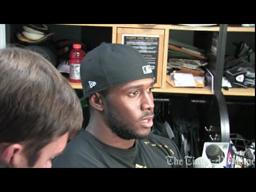 Reggie Bush talks about his rehab
