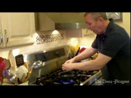 TV critic Dave Walker on the art of flipping eggs