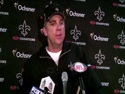 Sean Payton Press Conference