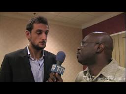 New Orleans Hornets Marco Belinelli on the season starting