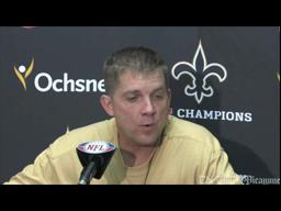 Sean Payton on effort every week