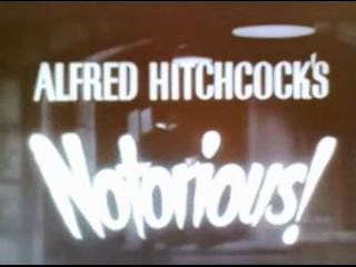 Video review: Alfred Hitchcock's 'Notorious' back on the big screen