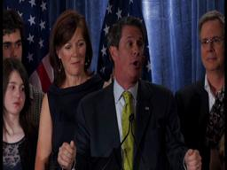 Republican David Vitter celebrates U.S. Senate win over Democrat Charlie Melancon