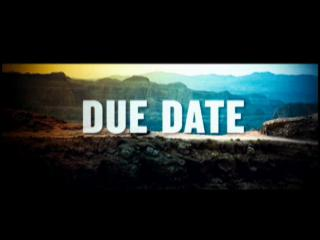 Movie trailer: 'Due Date'
