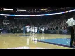 Lil Wayne at New Orleans Hornets game: video