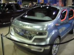 Bham Auto Show: Ford Airstream Concept