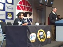 Can Juan Pablo Montoya win the NASCAR title without winning a race?