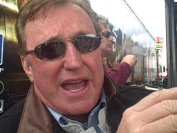 Richard Childress and the 40th anniversary of his first Talladega race