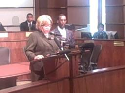 Carole Smitherman's first speech as mayor