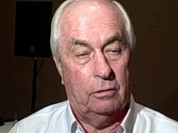Roger Penske talks about his NASCAR team