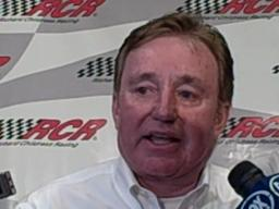 Richard Childress talks about bringing back the black No. 3
