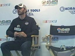 Jimmie Johnson at Atlanta