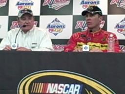Kevin Harvick at Talladega