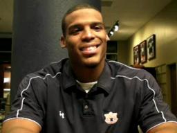 Auburn's Cam Newton on his TDs, his running and more