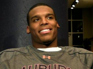 Cam Newton on staying ground; Gus Malzahn on his QB