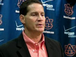 Auburn's Gene Chizik on expectations, Cam Newton