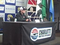 Jeff Gordon wins the pole at Charlotte