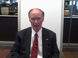 Campaign 2010: Republican candidate for governor Robert Bentley