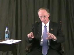 Robert Bentley Discusses Issues Facing Birmingham