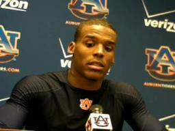 Cam Newton on Auburn's 24-17 win over LSU