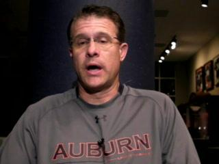 Auburn's Gus Malzahn on his offense
