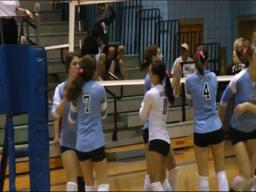 Gulf Shores vs. Spanish Fort volleyball highlights