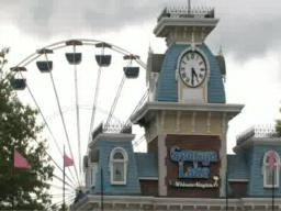 Geauga Lake amusement park auction