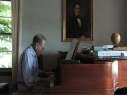 90-year-old music composer