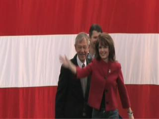 Sarah Palin in Lakewood