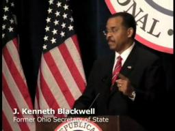 Ken Blackwell withdraws from RNC race
