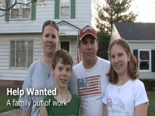 Help Wanted: A family out of work