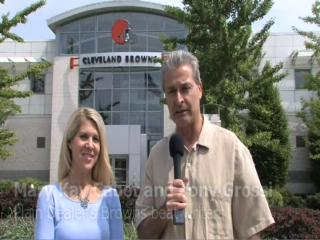 Cleveland Browns OTA report